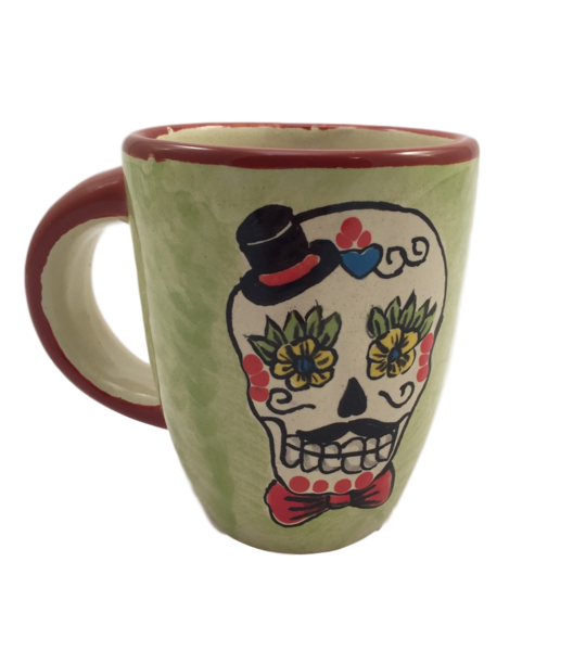 Calavera Boy Mug | Mugs, Shot Glasses and Coasters