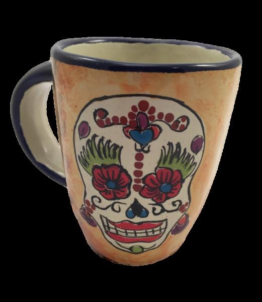 Calavera Girl Mug | Day of the Dead, Entertaining
