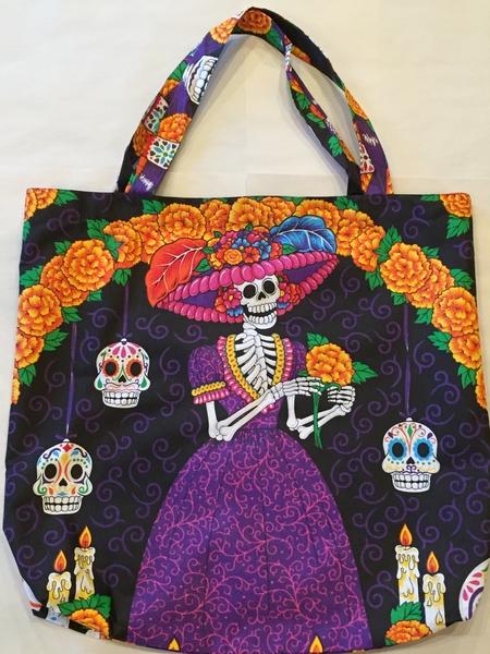 Catrina Ofrenda Tote | Market Bags and Totes