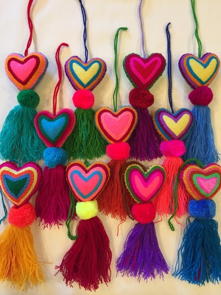 Heart Ornament with