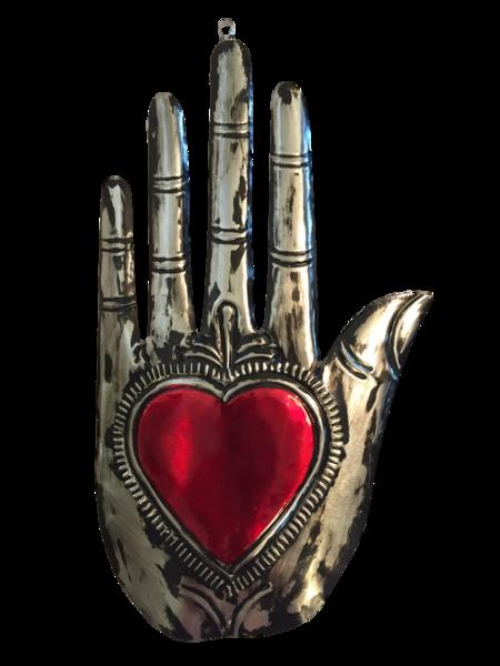 Tin Healing Hand (A) | Healing Hands, Assorted
