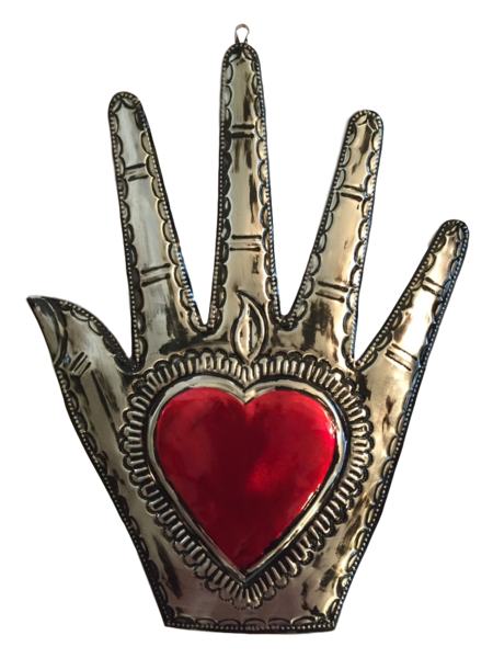 Tin Healing Hand (B) | Healing Hands, Assorted