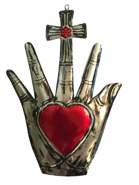 Tin Healing Hand (C) | Healing Hands, Assorted