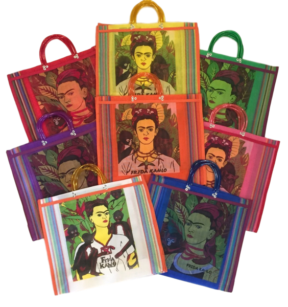 Frida Market Bags | Mexican Market Bags and Totes
