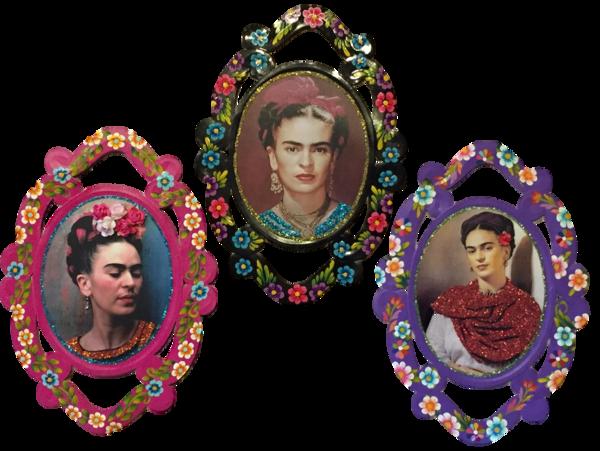Frida Garland | Frida Nichos & Tin Designs