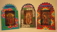 Image Miniature Virgin of Guadalupe Nicho