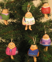 Image Clay Ornaments & Decor