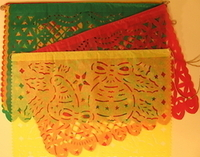 Image Papel Picado Banners