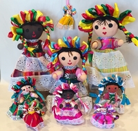 Image Mexican Maria Dolls