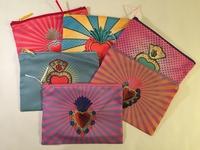 Image Sacred Heart Vanity Bag