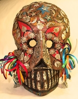 Image She-Mask with Milagros