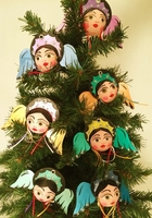 Image Cherub Angel Ornament Girl