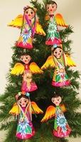 Image Girl Angel Ornament