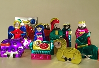 Image Nativity Set in Box, Large