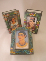 Image Antiqued Frida Box