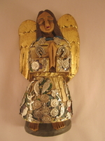 Image Angel with Milagros, Small
