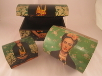 Image Frida Coffer Box, Medium