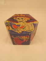 Image Hexagonal Catrina Box