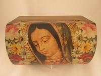 Image Guadalupe Coffer Box, Large