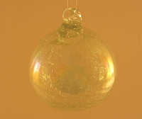 Image Blown Glass Ornaments