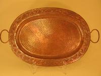 Image Copper Tray