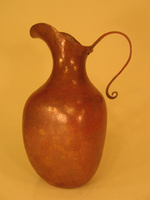 Image Copper Decanter