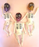 Lucha Skeleton