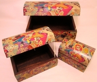 Image Day of the Dead Coffer Box, Medium