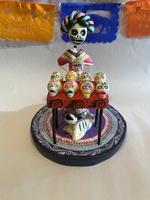 Image Sugar Skull Marchanta