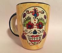 Image Calavera Girl Mug