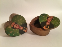 Image Heart-shaped Frida Box