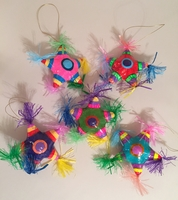 Image Piñata Ornament, Small