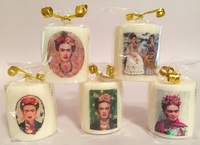Image Frida Votive Candle, S/5