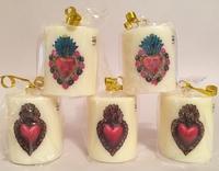 Image Sacred Heart Votive, S/5