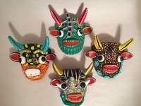 Image Ocumicho Masks