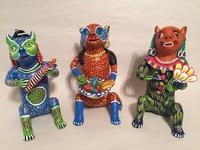 Image Ocumicho Cats