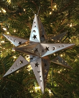 Image Tin Moravian Star, Natural