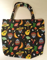Image Day of the Dead Tote