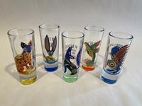 Image Alebrije Shot Glass, Set of Five