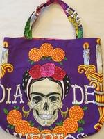 Image Frida Calavera Tote