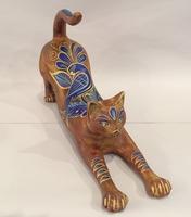 Image Downward Cat
