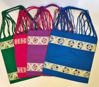 Image Loom Embroidered Tote