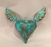 Image SH Ornament, Turquoise Undertones