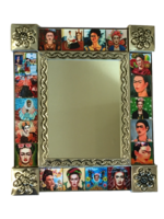 Image Frida Mirror with Tiles