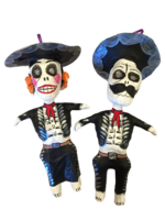 Image Day of the Dead Mariachi Ornaments, Large