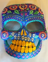 Image Giant Paper Mache Mask, Color