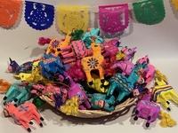 Image Small Burro Ornament