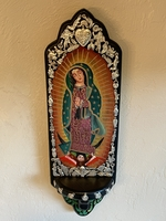 Image Virgin of Guadalupe Altar